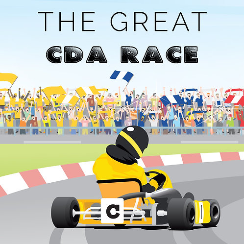The Great CDA Race: Team Registration