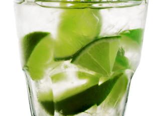 Naturally Skinny Margarita