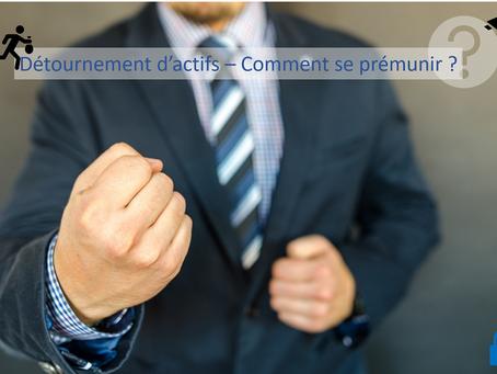 Article DAFmag.fr : Victimes de détournement de fonds : comment réagir