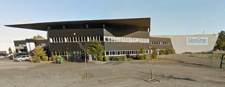 Le site de Mérignac (33) : site de production : 7 200 m²