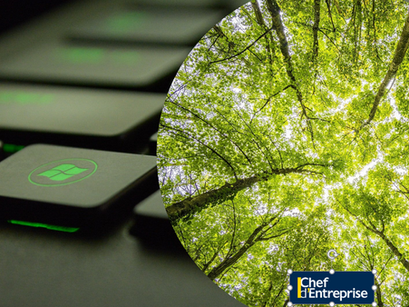 Article Chefdentreprise.com : Numérique - 10 astuces pour réduire son empreinte numérique
