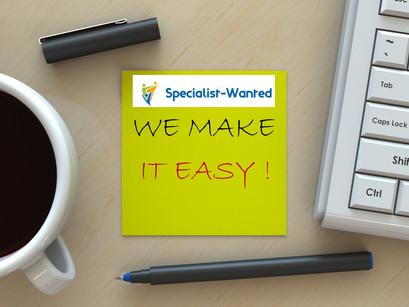 Specialist-Wanted : accéder aux meilleurs talents, des spécialistes professionnels et bienveillants