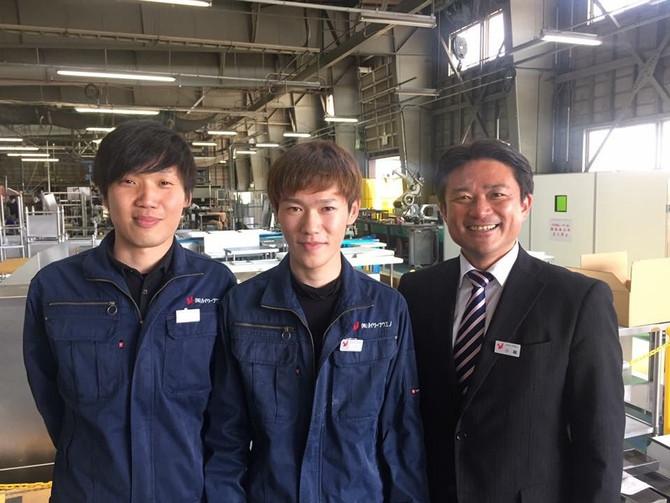 株式会社ハイサーブウエノ様☆NIIGATA職人リレー 番外編No.1