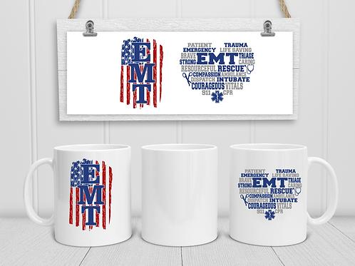 First Responder series EMT