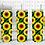 Thumbnail: Floral Tumbler Series - Sunflower 02
