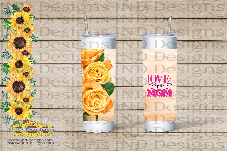 20 ounce Love mom