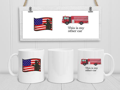 First Responder series - Fire Department