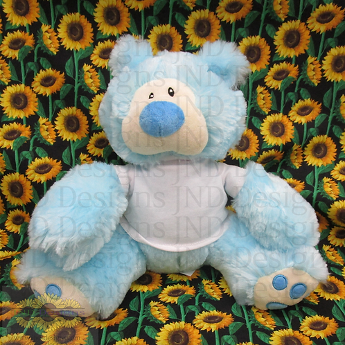 Custom Personalized Stuffed Bear