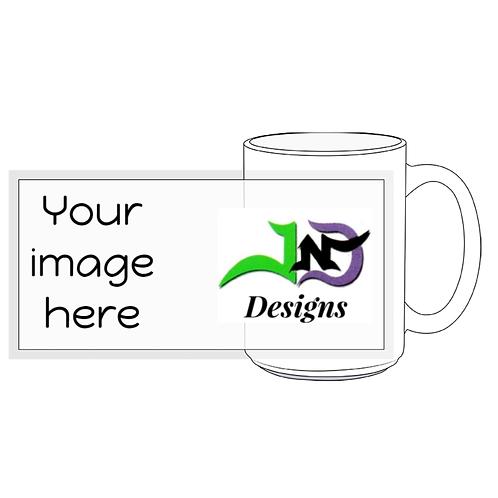15 ounce Custom Mug