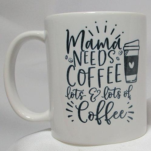 Funny Phrase Coffee Mug