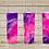 Thumbnail: Geode Series Tumbler - Magenta/Purple