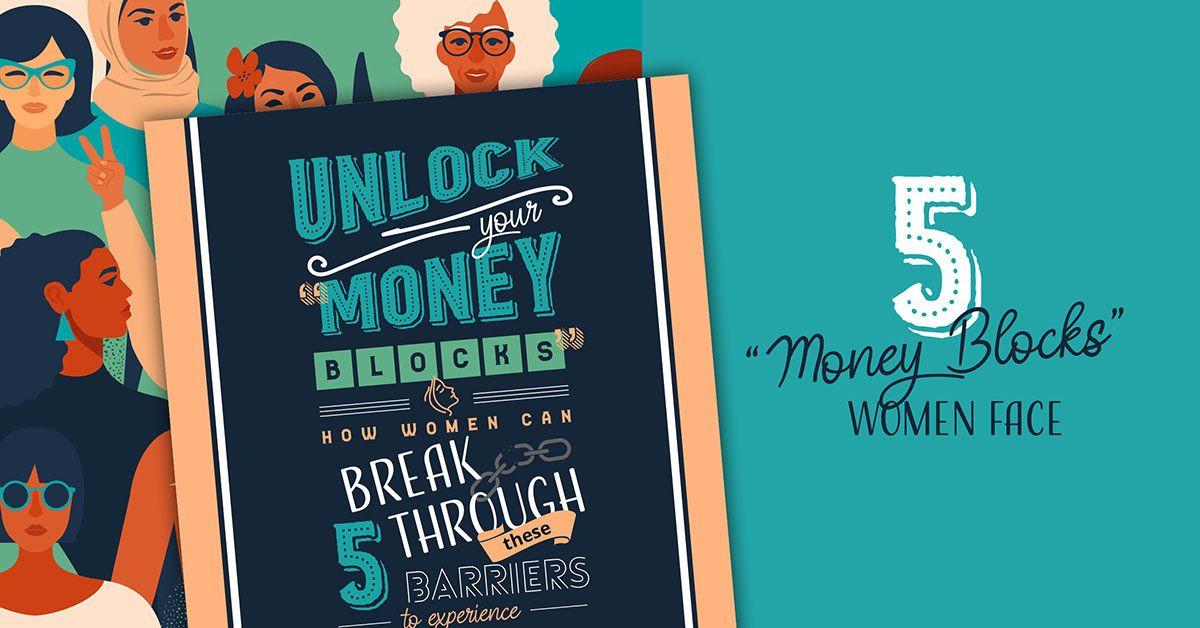 UNLOCK YOUR MONEY BLOCKS