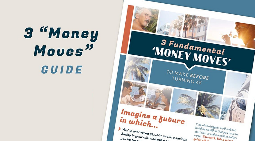 3 MONEY MOVES TO MAKE BEFORE 45