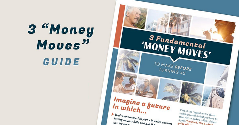 3 Money Moves to Make Before 35