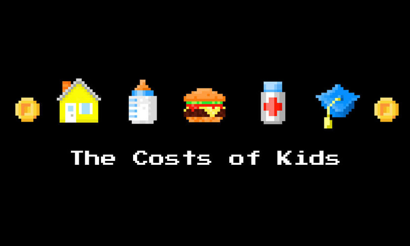 THE COSTS OF RAISING KIDS