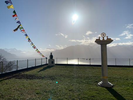 Tibet in Switzerland