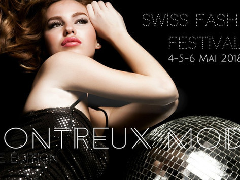 """Switzerland's evolving Fashion Industry! Highlights of the Swiss Fashion Week """"Montreux Moda"""""""