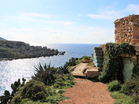 How a simple stroll along the Coast can be so rich in many ways! | Malta