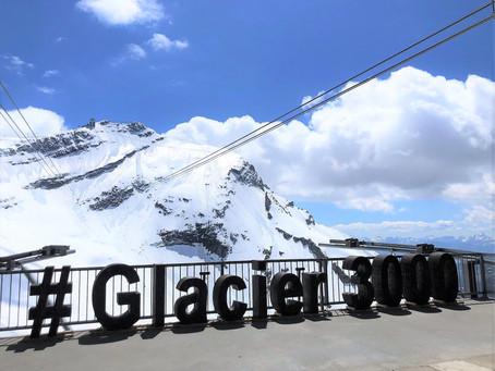 The world's highest alpine rollercoaster on the Glacier 3000! Les Diablerets, Switzerland