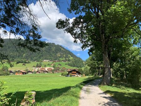 Yehudi Menuhin and the Philosopher's Path | Gstaad, Switzerland
