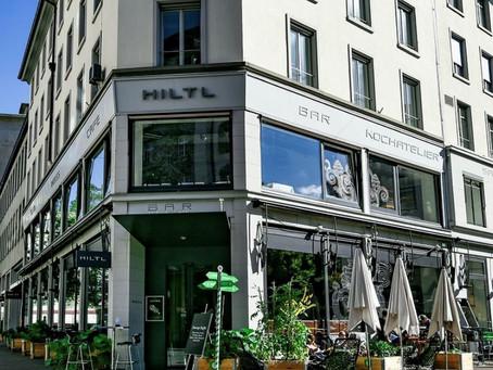 Haus Hiltl the first vegetarian restaurant in the world | Zürich, Switzerland