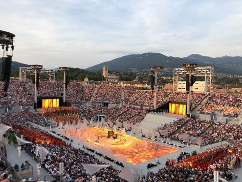 Fete de Vigneron 2019   The Opening Spectacle