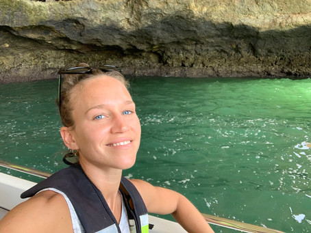 A boat tour through the Caves and Beaches in the Algarve | Portugal