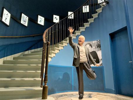 Charlie Chaplin | Museum Corsier-sur-Vevey Switzerland