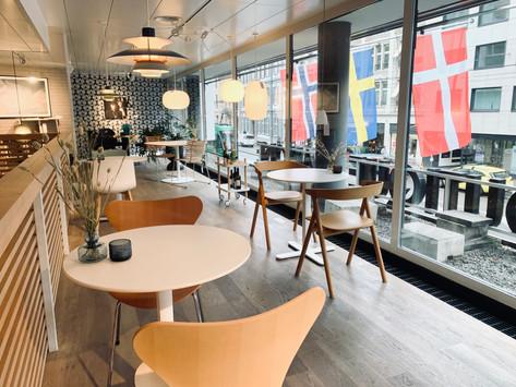 Where Scandinavian Furniture meets a Café Vibe   Basel, Switzerland