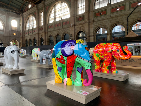Elephant Parade   Where Art meets Business and Conservation!