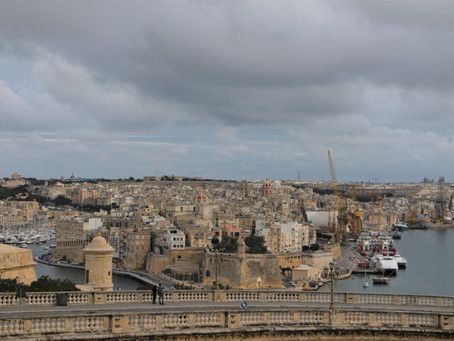 The walls of the Knights | Malta