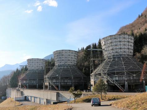 Chavalon abandoned power plant | Canton Valais