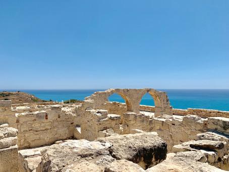 Kourion an Explorers Paradise | Kourion Archeological site, Limassol, Cyprus