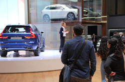 Volvo, Geneva International Car Show