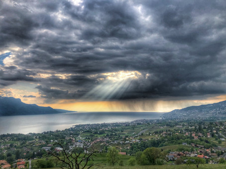 The rocks which cry | Le Scex-que-Pliau Montreux, Switzerland
