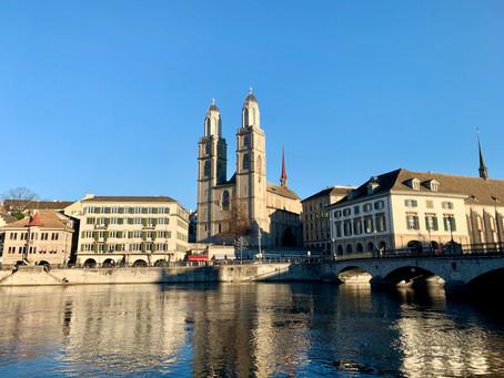 The Grossmünster Cathedral where legend meets landmark | Zürich, Switzerland