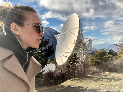 Heard of the Big Ears in Leuk, Canton Valais, or maybe of Edward Snowden?