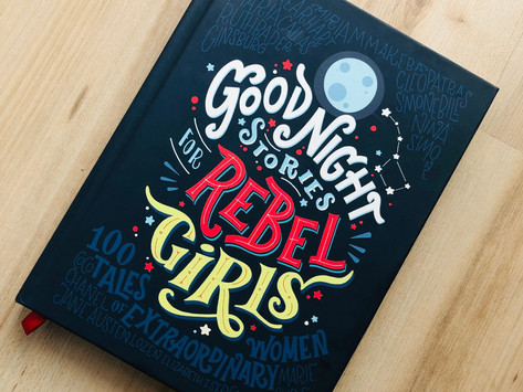 21st Century Book: Good Night Stories for Rebel Girls