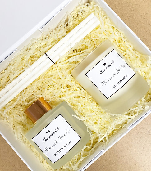 Reed Diffuser & Candle Gift Sets