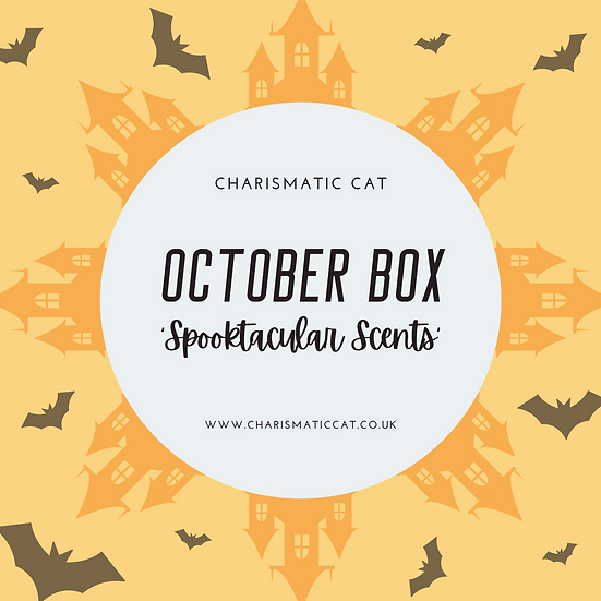 October Monthly Box