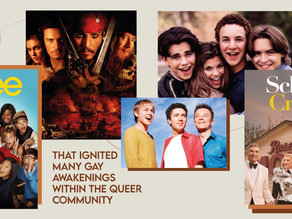 TV Shows & Films That Ignited Many Gay Awakenings Within the Queer Community