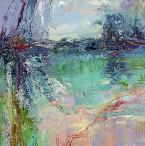 New World 36 x 36 oil on canvas $600.jpg