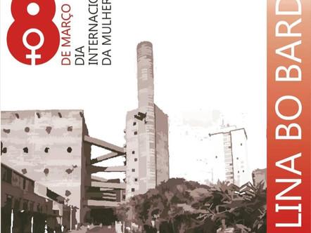 Homenagem ao Dia da Mulher: Arquiteta Lina Bo Bardi