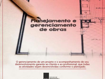 Planejamento e Gerenciamento de Obras