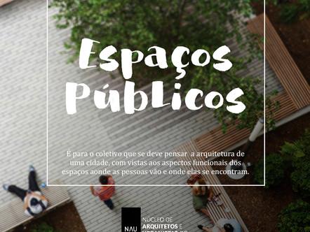 Espaços Públicos-Desafios do Arquiteto Urbanista