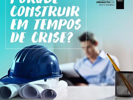 Arquitetura em Tempos de Crise e Mesa Redonda no MMAD