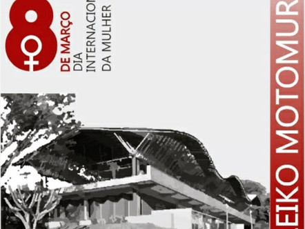 Homenagem ao Dia da Mulher: Arquiteta Leiko Motamura