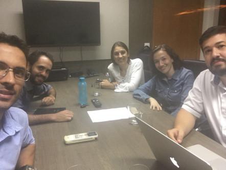 Reunião sobre Código de Obras da Cidade de Luís Eduardo Magalhães