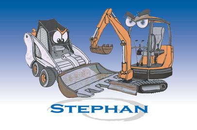 Carte de Visite Stephan Recto