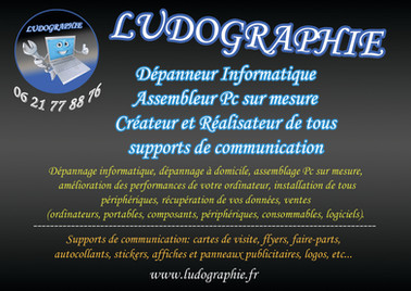 Flyer Ludographie